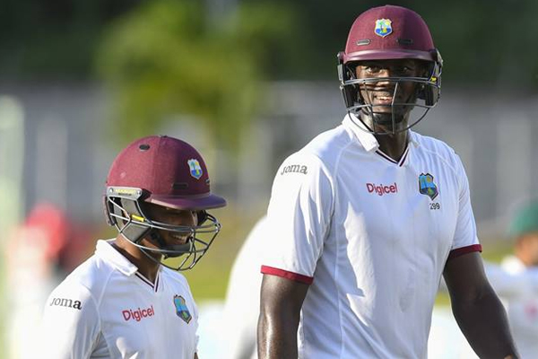 Shane Dowrich and Jason Holder becomes record holder in test cricket - Cricket News in Hindi