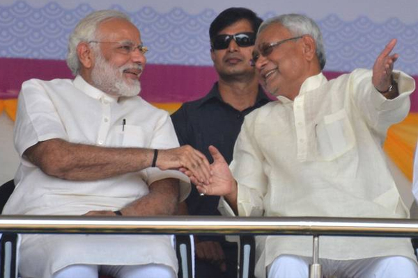 Bihar : 4 ministers of narendra modi government and chief minister nitish kumar prestige on stake in last phase - Patna News in Hindi