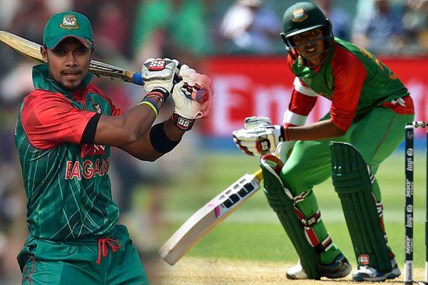 Bangladeshi batsmen Soumya Sarkar and Sabbir Rahman fail in Champions Trophy - Cricket News in Hindi