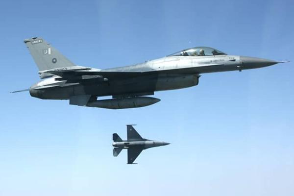 Pakistan F-16 jets intercepted Delhi-Kabul Spicejet flight last month - Delhi News in Hindi
