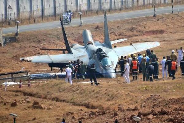 Navy jet MiG-29k crashes in Goa - Panaji News in Hindi