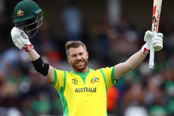 David Warner becomes highest scorer in world cup 2019 - Cricket News in Hindi
