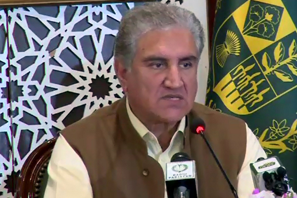 Pakistan to launch 10-day campaign to highlight Kashmir issue : Shah Mahmood Qureshi - World News in Hindi
