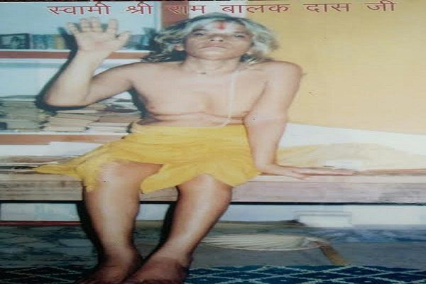 KHASKHABAR EXCLUSIVE: Baba Balakdas revealed the shocking secret of Devraha baba - Lucknow News in Hindi