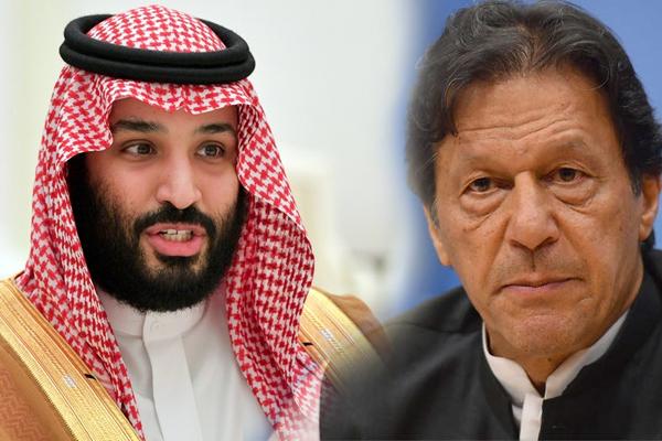 Saudi Arabia Crown Prince Mohammed bin Salman was annoyed with pak pm Imran Khan during his un visit - World News in Hindi