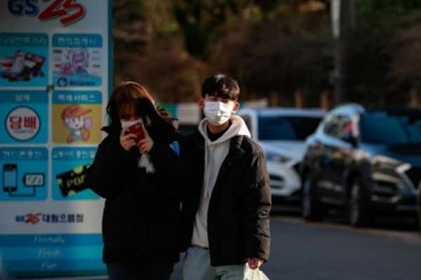 357 new cases of corona in South Korea, number of infected 87,681 - World News in Hindi
