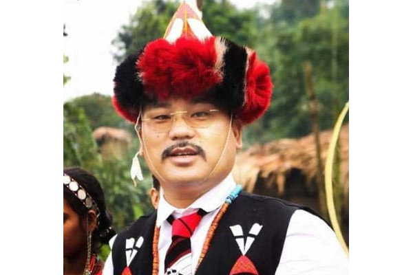Arunachal Pradesh MLA Tirong Aboh killed in militant ambush - Itanagar News in Hindi