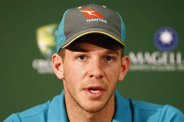 Tim Paine slams Ben Stokes for comment against David Warner - Cricket News in Hindi