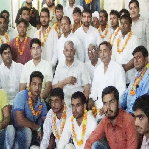 groupism in congress in mesh - Gohana News in Hindi
