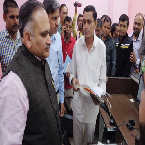 centre will example for good governence and transperancy says jain - Sonipat News in Hindi