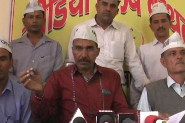 aam admi party starts the member campaign - Kaithal News in Hindi