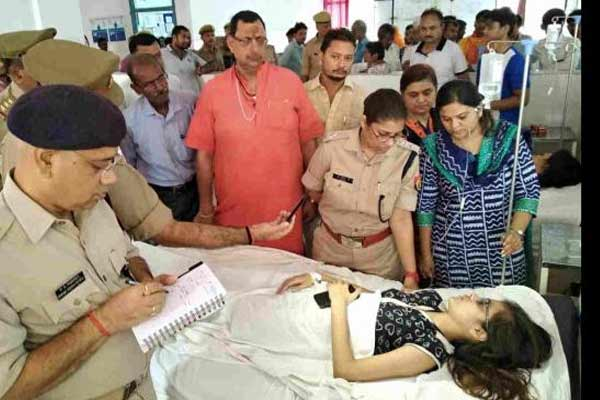 यूपी में पंजाब से आए परिचितों ने प्रसाद में दिया जहर, 1 की मौत, 4 भर्ती