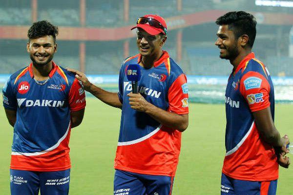 IPL-10 : Rahul Dravid says, Rishabh Pant and Sanju Samson are very talented - Cricket News in Hindi