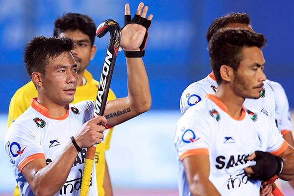 HWL Finals : indian hockey team lose from england - Sports News in Hindi