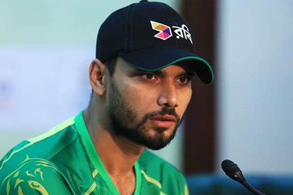 World Cup 2019 : Mashrafe Mortaza reaction about Shakib Al Hasan - Cricket News in Hindi