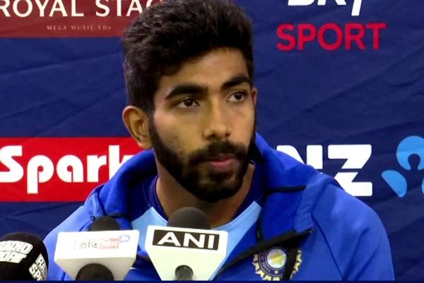 Second Test : Jasprit Bumrah reaction on indian batting failure - Cricket News in Hindi