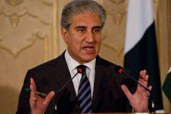 Foreign Minister Shah Mahmood Qureshi says, Indian may launch any false flag operation against Pakistan - World News in Hindi
