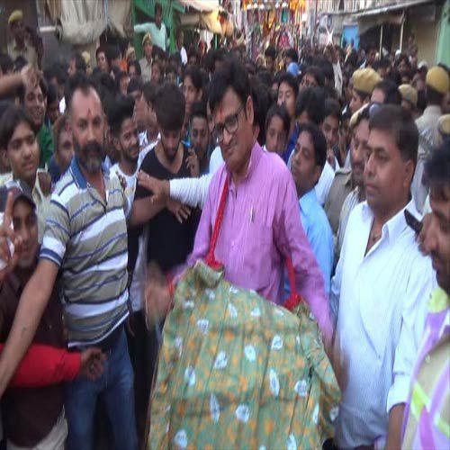 Sent away in tears Tajion - Churu News in Hindi