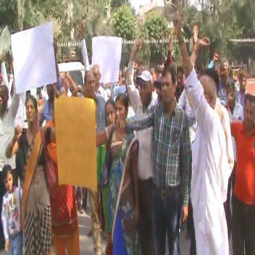 memorandum was teacher - Bhilwara News in Hindi