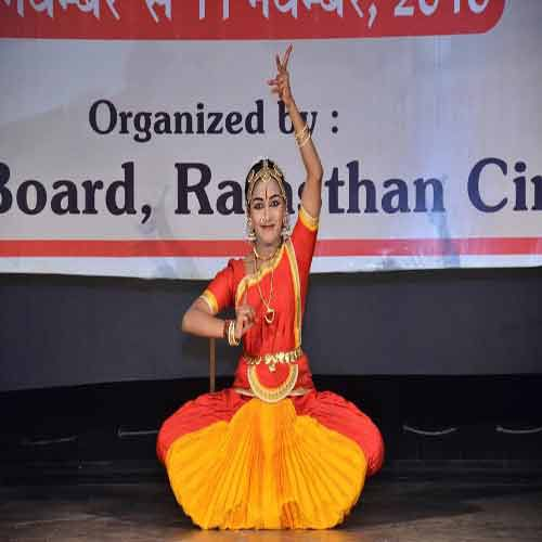 Kathak scattered sixth of cultural competition - Jaipur News in Hindi