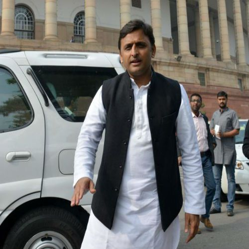 poll survey in political party samajwadi party bjp bsp congress for up election - Lucknow News in Hindi
