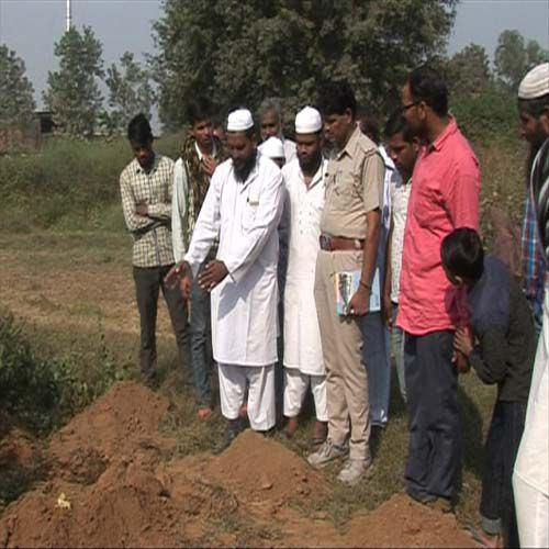 Body tampering, police began investigating - Yamunanagar News in Hindi