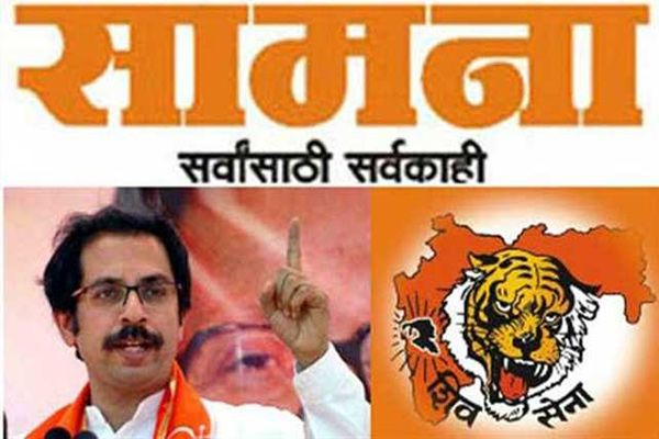 Shiv Sena in samna had supported gulab nabi azad statement - Mumbai News in Hindi