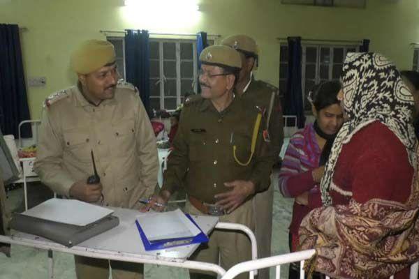 warm bars branded the innocent, hospitalized - Bhilwara News in Hindi
