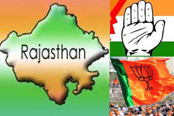 election fever in Rajasthan till end of year - Jaipur News in Hindi