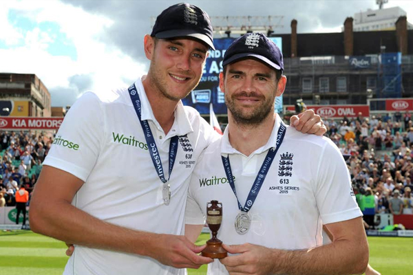 Michael Vaughan give this advice to england cricket team for stuart broad and james anderson - Cricket News in Hindi