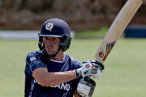 World Cup Qualifier Tournament : Scotland beat Afghanistan by 7 wickets - Cricket News in Hindi
