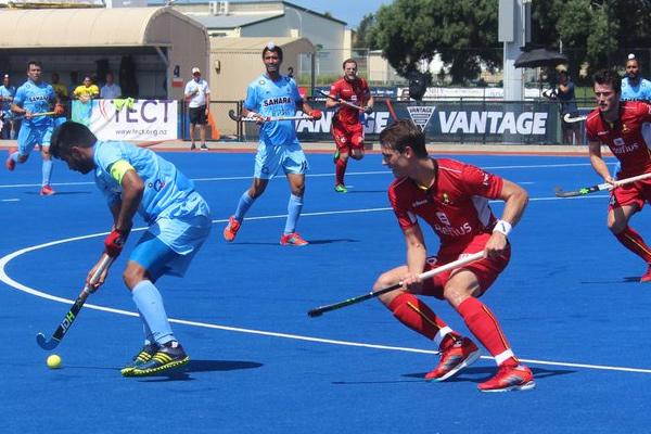 4 Nations Invitational Hockey Tournament : Belgium beat India in final - Sports News in Hindi