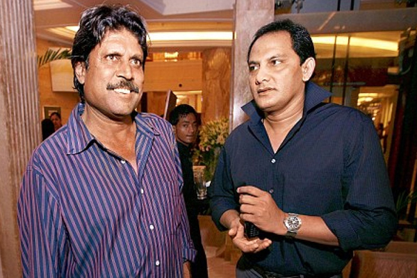 Kapil Dev and Mohammad Azharuddin wants action against U-19 indian players for their misbehaviour - Cricket News in Hindi