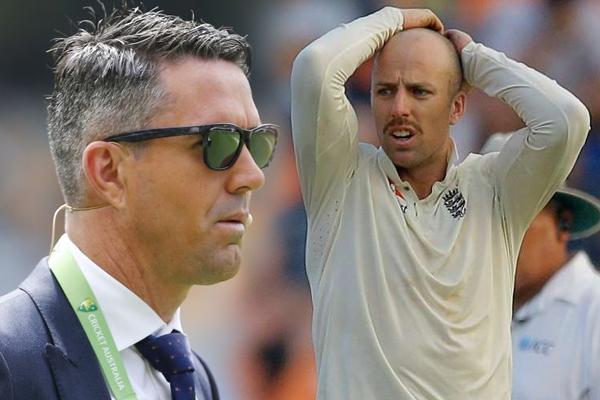Ashes Series 2019 : Kevin Pietersen criticizes Jack Leech - Cricket News in Hindi