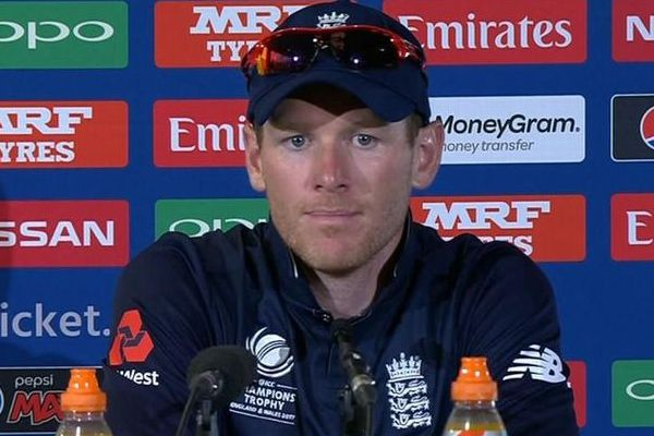 Champions Trophy : Eoin Morgan tells the reasons of defeat against pakistan - Cricket News in Hindi