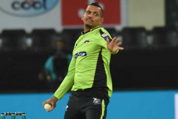 West Indies spinner Sunil Narine bowling action reported in PSL - Cricket News in Hindi