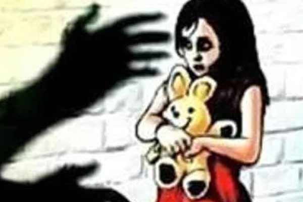 5 year old innocent molested in Jaipur - Jaipur News in Hindi