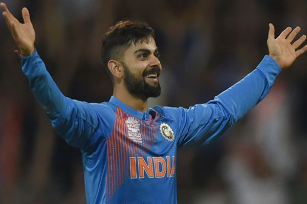 Virat Kohli is on no.1 spot, see 5-5 top batsmen of India and England in t20 cricket - Cricket News in Hindi
