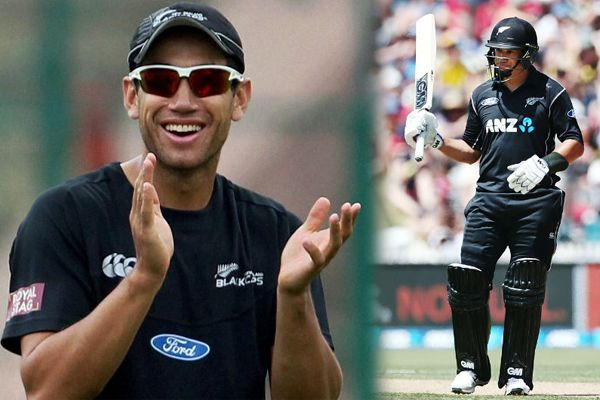 Ross Taylor becomes joint no.1 kiwi, see top 10 century makers of New Zealand in odi - Cricket News in Hindi