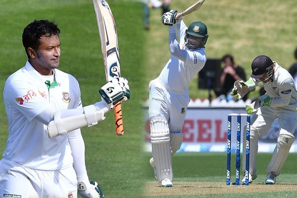 Shakib Al Hasan becomes top scorer in one test inning for bangladesh, see top 10 - Cricket News in Hindi
