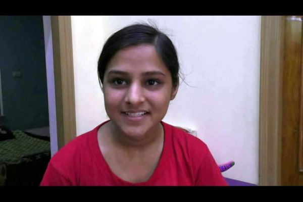 Gurgaams daughter paused on the laughing Haryana board, secured 96.2 percent in 12th position, second in Haryana - Gurugram News in Hindi