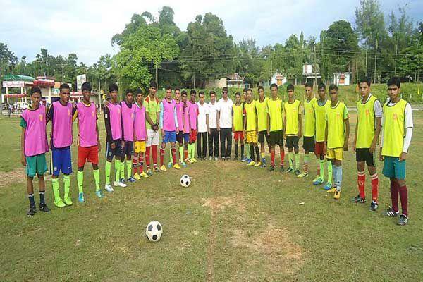 junior football team trials at Kullu on 9 dec. - Kullu News in Hindi