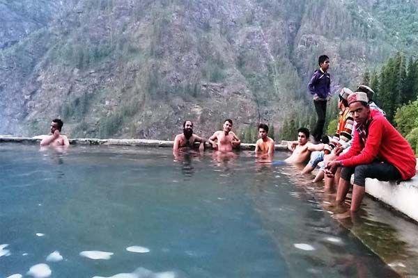 river flows here, suppose the vast multitude twenty Bhado - Kullu News in Hindi