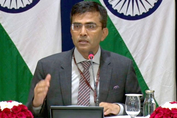 MEA says, No changes in boundary with Nepal in new map - Delhi News in Hindi