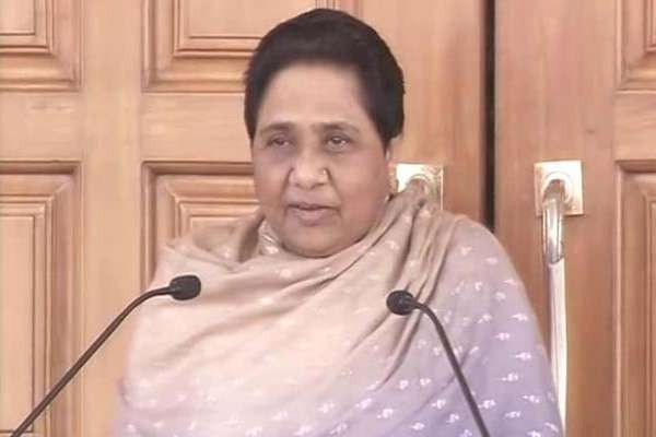 Fears of misuse of government machinery in the up election said mayawati -  News in Hindi