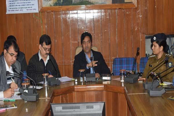 Mock Drill On February 8 in kullu review of the preparations of the ADM - Kullu News in Hindi