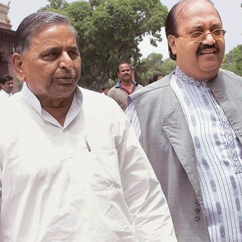Why Amar Singh is so important to Mulayam Singh yadav? - Lucknow News in Hindi