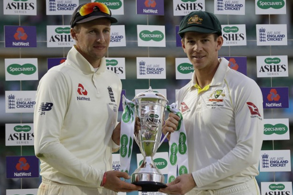 Ashes Series : England beat Australia by 135 runs in 5th and last test - Cricket News in Hindi