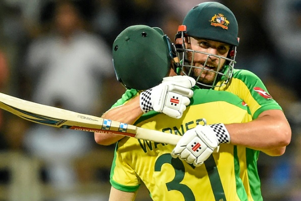 Australia captain aaron finch reaction after win over india in first odi - Cricket News in Hindi