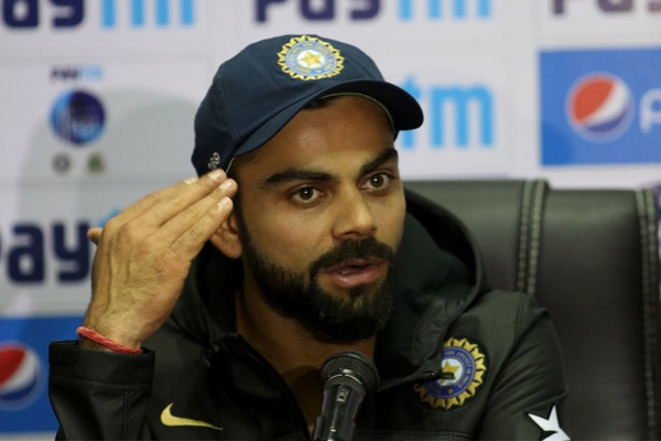 Indian captain Virat Kohli reaction after losing second t20 match against south africa - Cricket News in Hindi